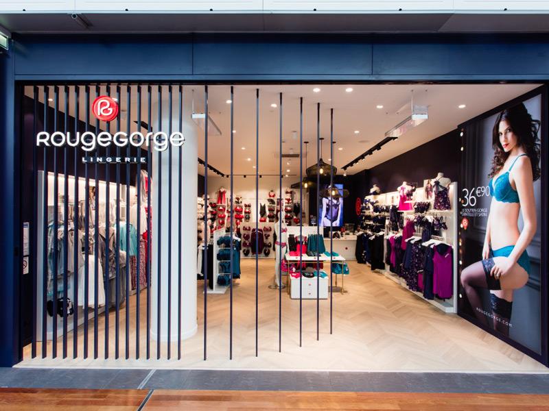 chaussures de séparation b2936 bec6a ROUGEGORGE Lingerie, Photos de la franchise, Lingerie Prêt-à ...