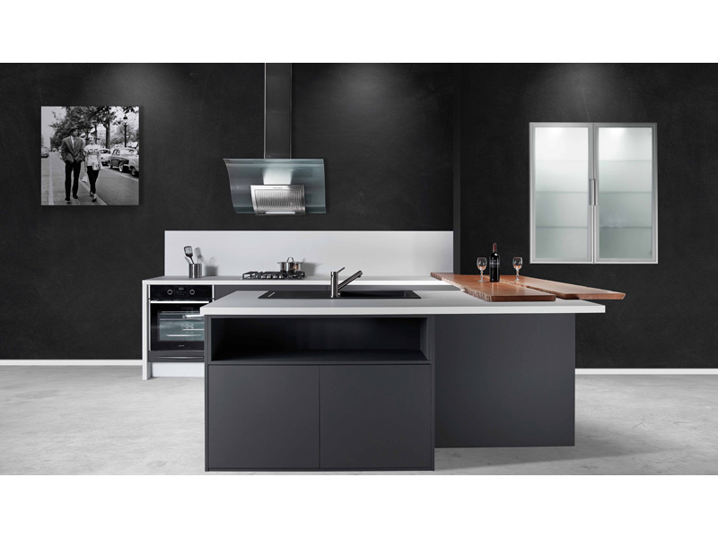 inova cuisine photos de la franchise cuisiniste. Black Bedroom Furniture Sets. Home Design Ideas