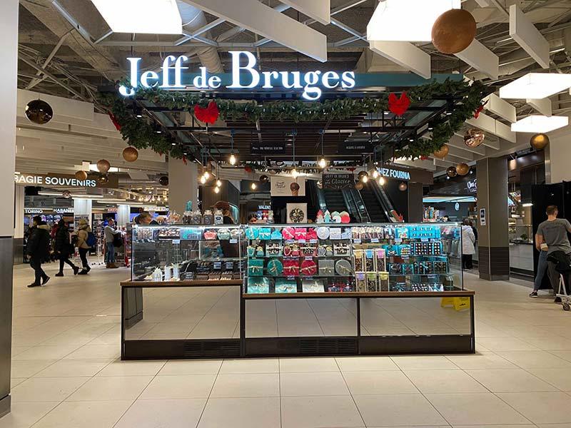 JEFF DE BRUGES Canada